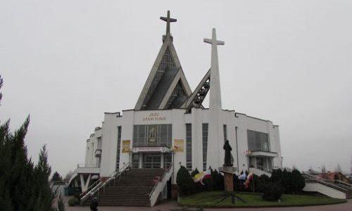Parafia Miłosierdzia Bożego Dębica