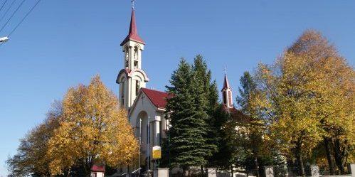 Kościół Najświętszego Serca Pana Jezusa w Latoszynie-Dębicy