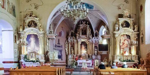 Parafia pw. Wszystkich Świętych w Straszęcinie