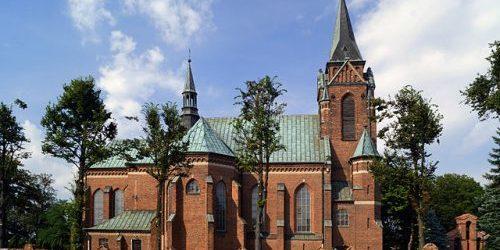 Parafia pw. św. Mikołaja Biskupa w Lubzinie